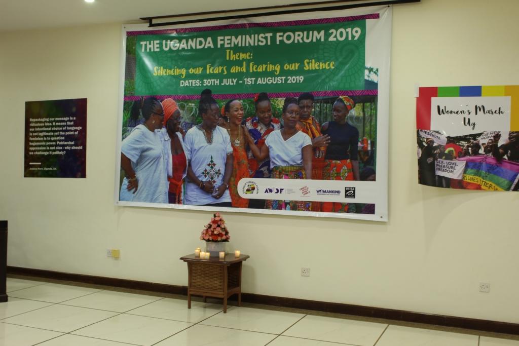 Akina Mama wa Afrika – A Feminist Leadership Development
